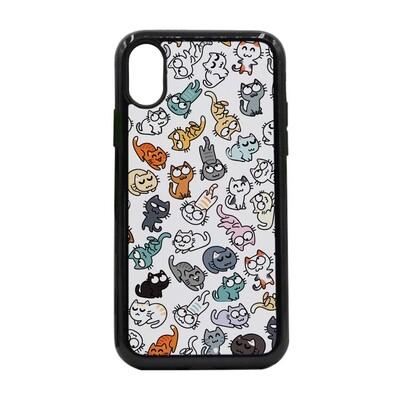 Чехол пластиковый для айфона XR