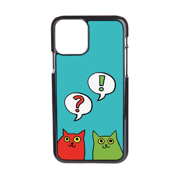 Чехол пластиковый для айфона 11 pro max