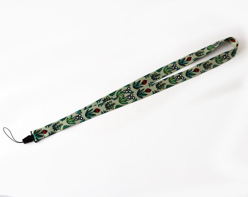 Ланъярд (шнурок на шею)