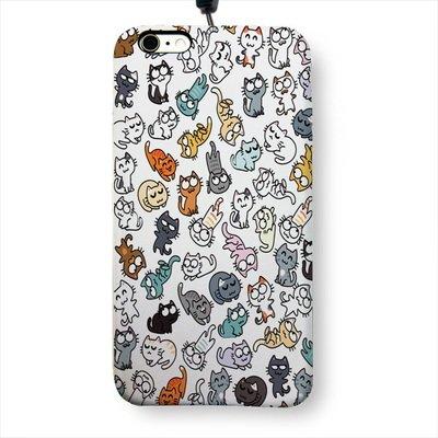 Чехол пластиковый для айфона 6 Plus/6S Plus