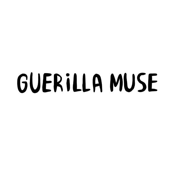 Временное тату Guerilla Muse (2 штуки в наборе)