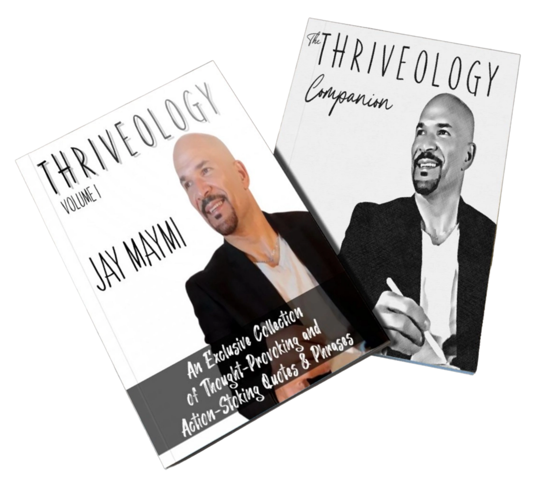 THRIVEOLOGY - VOLUME 1 with Companion