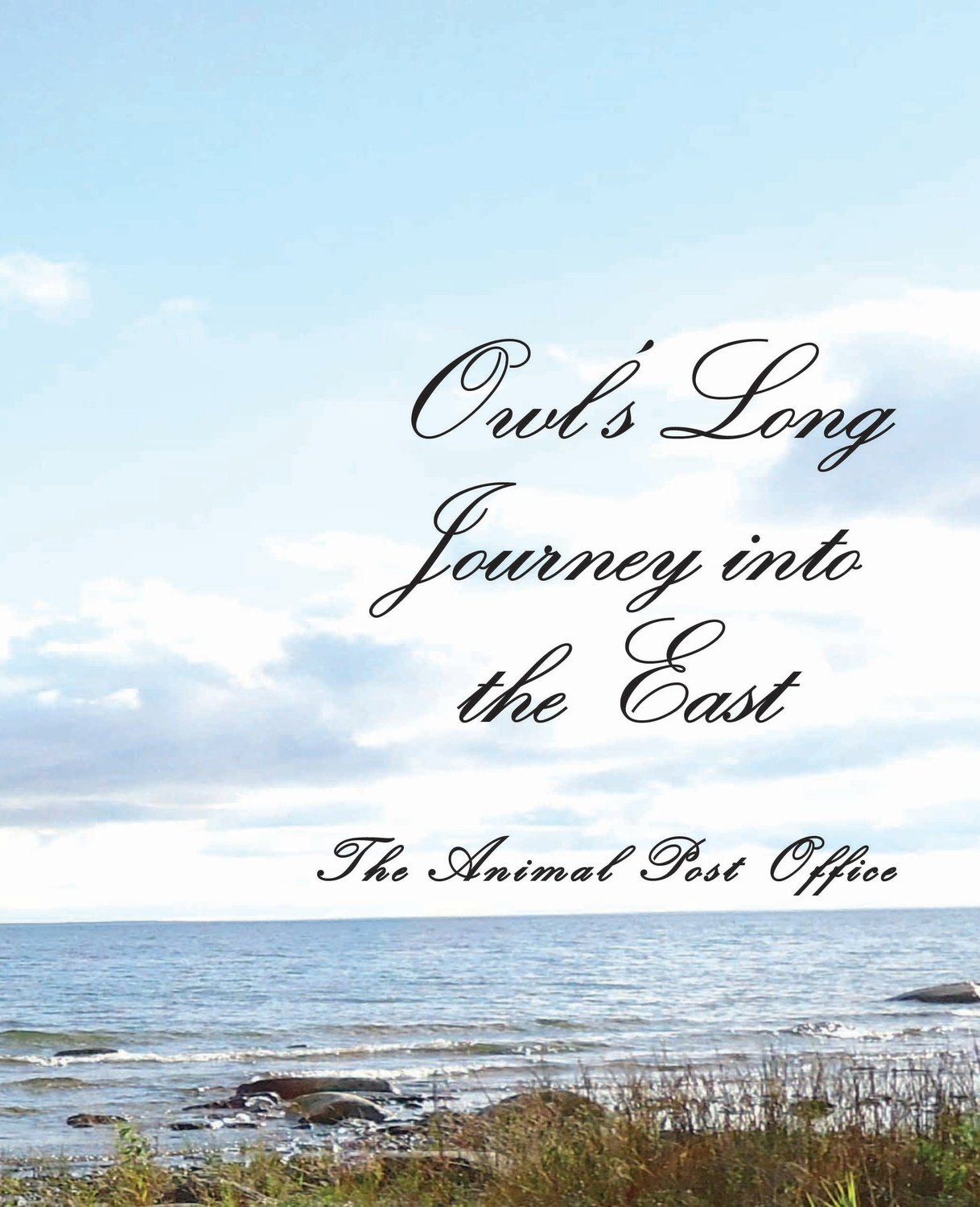 The Animal Post Office - Owl's Long Journey into the East (Coming)