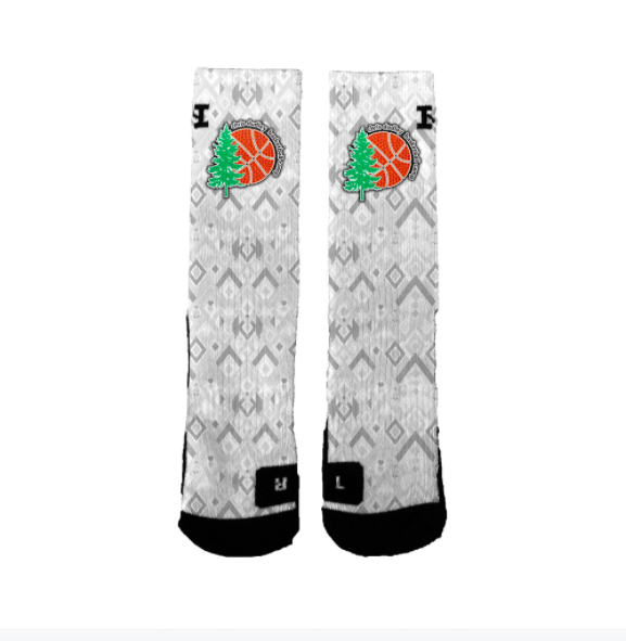 Hoopswagg CDBC Socks