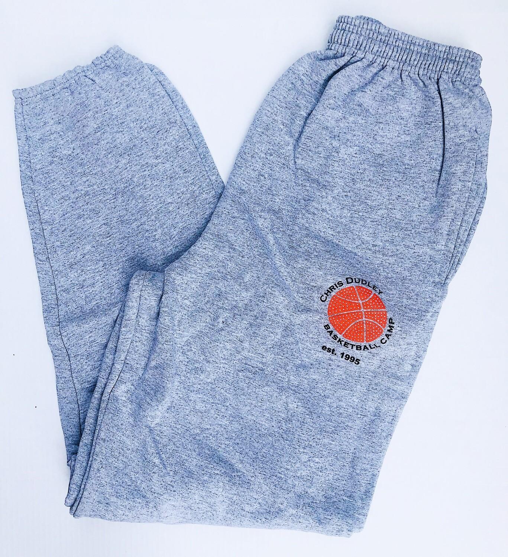 CDBC Sweatpants - Gray/Orange