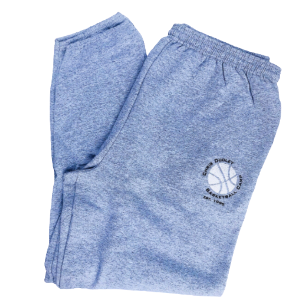 CDBC Sweatpants - Grey/White