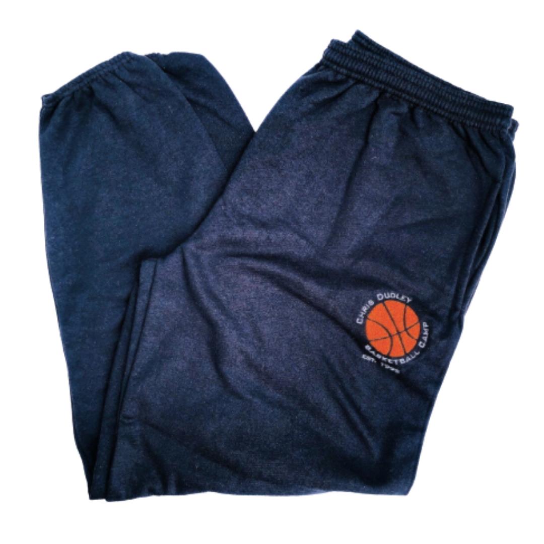 CDBC Sweatpants - Black/Orange