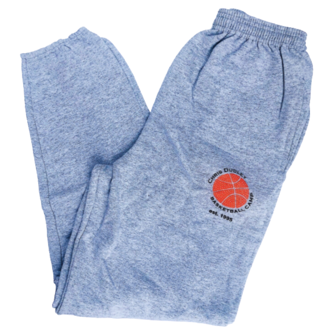 CDBC Sweatpants - Gray/Orange