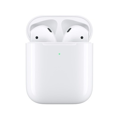 Kõrvaklapid AirPods with Wireless Charging Case, MRXJ2