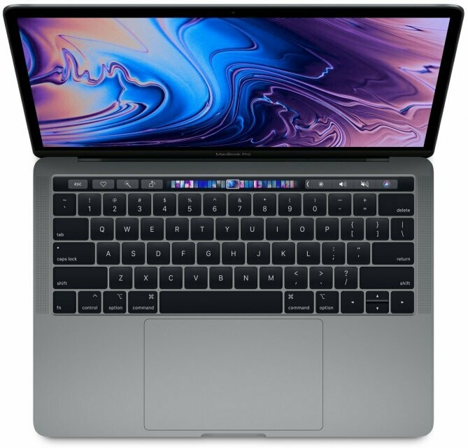 "MacBook Pro 13"" 2019 Touch Bar"