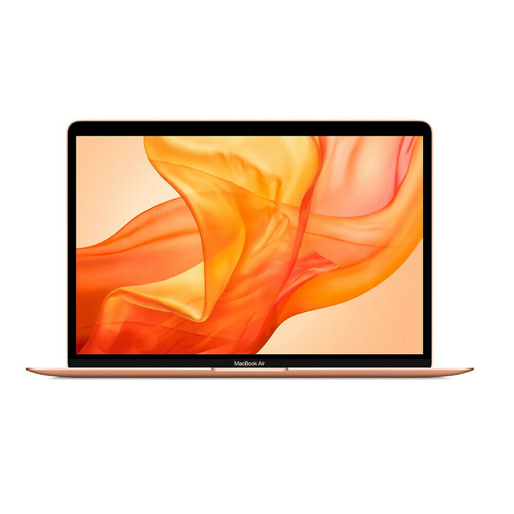 "UUS! Apple MacBook Air 13"" 2020 Retina 1,1 GHz i3 8GB RAM 256 GB SSD, kuldne, MWTL2"