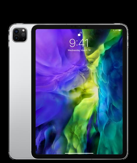 Apple iPad Pro 11 2020 hõbe