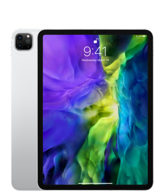 Apple iPad Pro 11 2020 hõbe