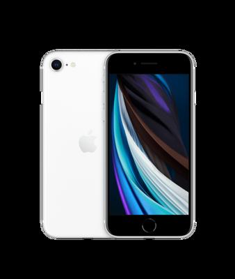 Apple iPhone SE 2020, valge