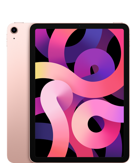 Apple iPad Air 10.9 2020 Rose Gold