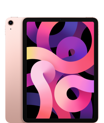 Apple iPad Air 10.9 2020 Rose Gold