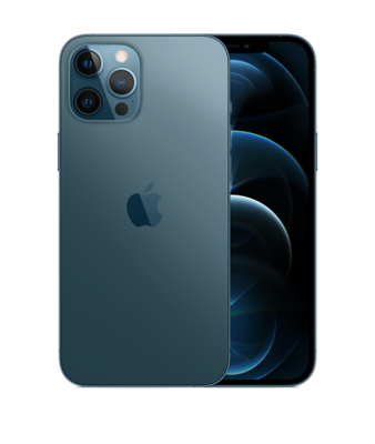Apple iPhone 12 Pro Max, Pacific Blue