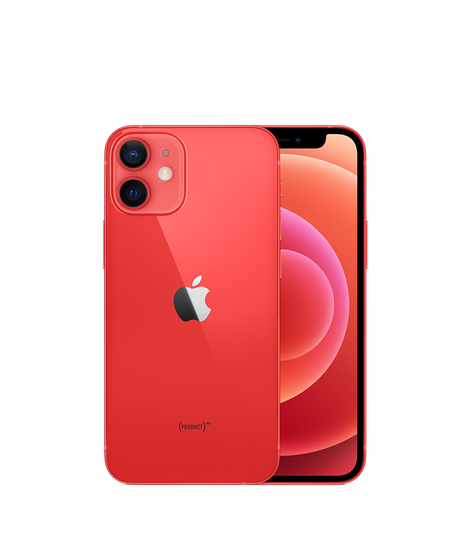 Apple iPhone 12 mini, (PRODUCT)RED