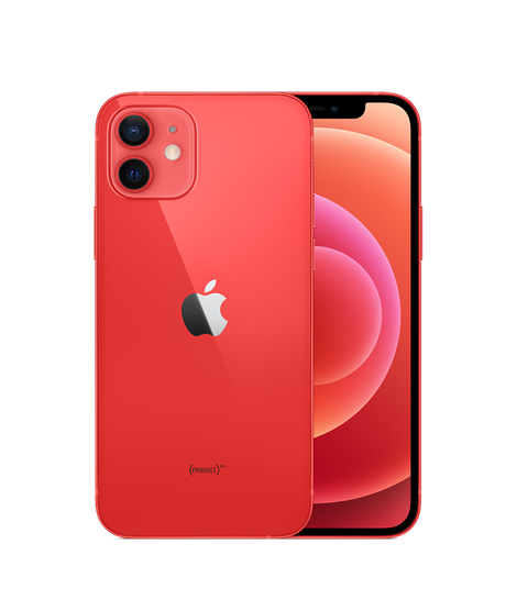 Apple iPhone 12, (PRODUCT)RED