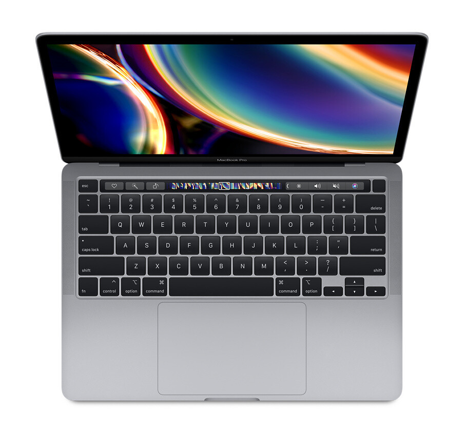 "Apple MacBook Pro 13"" 2020 i5 2,0GHz, 16GB RAM, 512GB SSD, kosmose hall, MWP42"