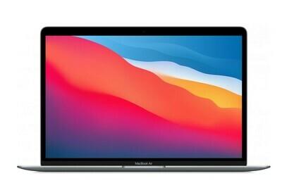 """Apple MacBook Air 13.3"""" 2020 Retina M1, 8GB RAM, kosmose hall"""