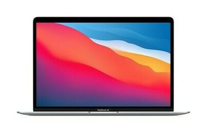 "Apple MacBook Air 13.3"" 2020 Retina M1, 8GB RAM, hõbe"