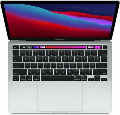 "Apple MacBook Pro 13.3"" 2020 Retina with Touch Bar, M1, 8GB RAM, hõbe"