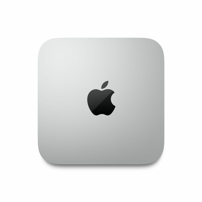 Apple Mac Mini M1 8-Core, 16 GB RAM, 256 GB SSD, macOS, hõbe