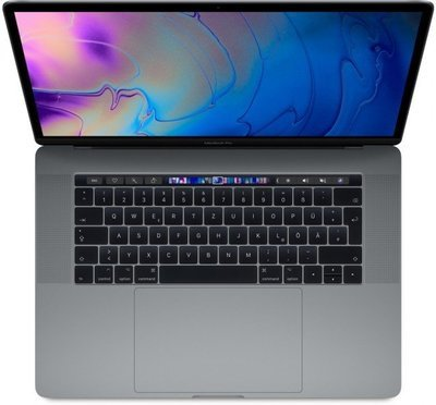 MacBook Pro Touch Bar 15