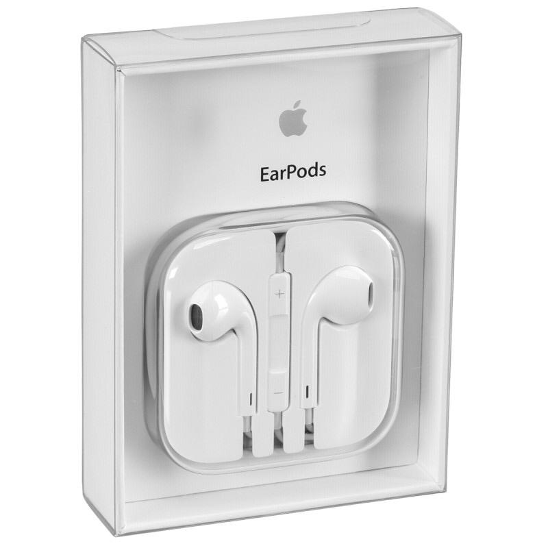 Apple Earpods kõrvaklapid originaal MD827
