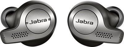 Jabra Elite 65T -Bluetooth- kõrvaklapid, must, 100-99000000-60