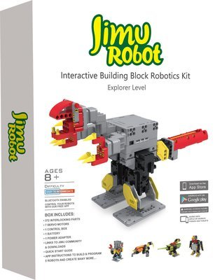 Ubtech Jimu Explorer robot, JIMU EXPLORER