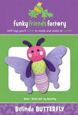 Belinda BUTTERFLY by funkyfriendsfactory