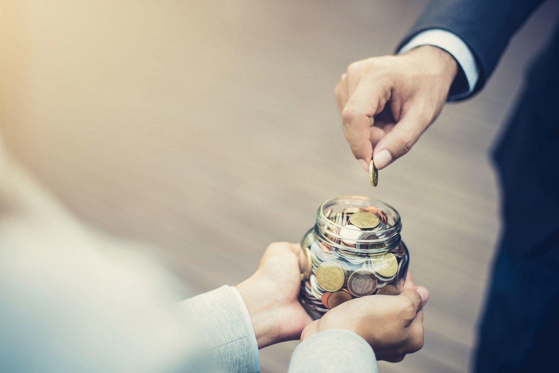 Tax Deductible Cash Donation