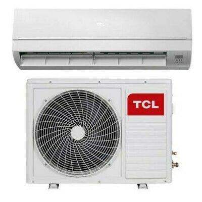 TCL SPLIT 36K BTU ON-OFF 3 Toneladas (Aduana Incluida)