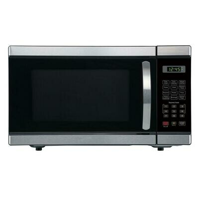 CE-209 Black and Decker 1.1-Cu.-Ft. 1000W Microwave - Stainless Steel