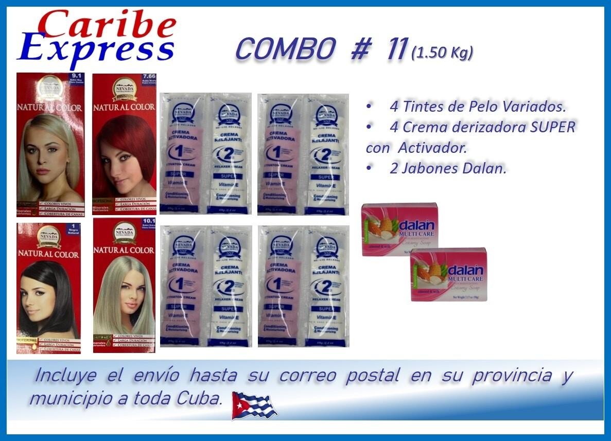 CE- P011 COMBO ASEO #11 - CARIBE