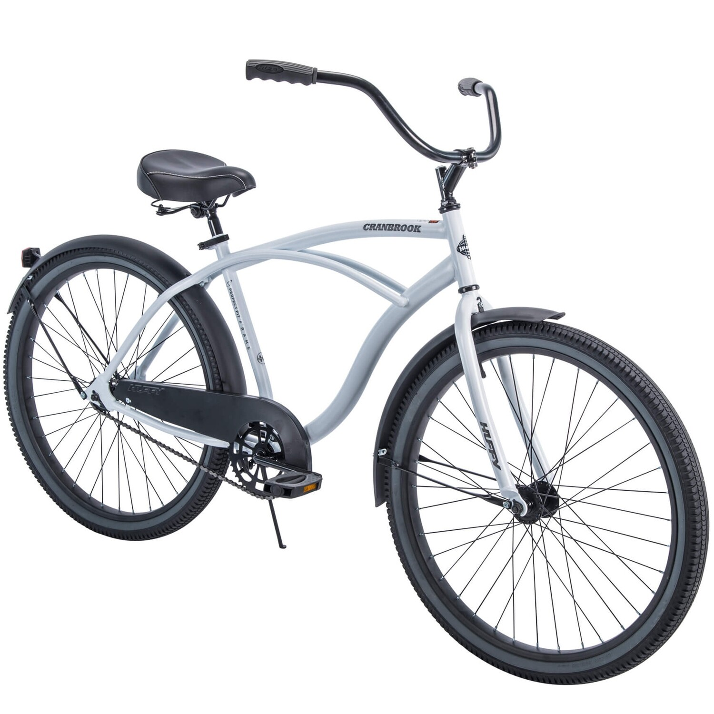 "CE-121 Bicicleta Huffy 26"" Cranbrook Blanca de Hombre - CARIBE"