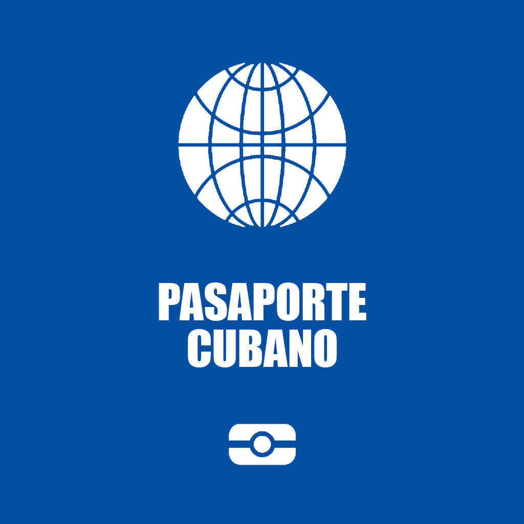 Pasaporte Cubano Nuevo (pasaporte gris)