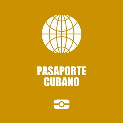 Pasaporte Cubano Prorroga (pasaporte actual)