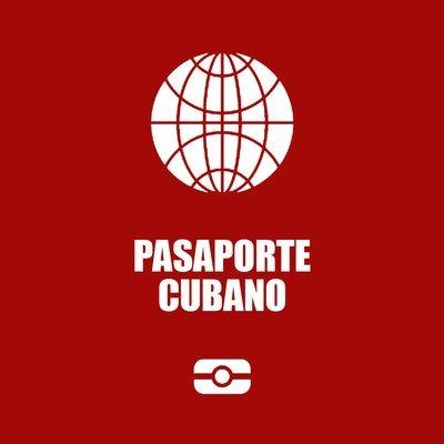 Pasaporte Cubano Renovación (pasaporte actual)