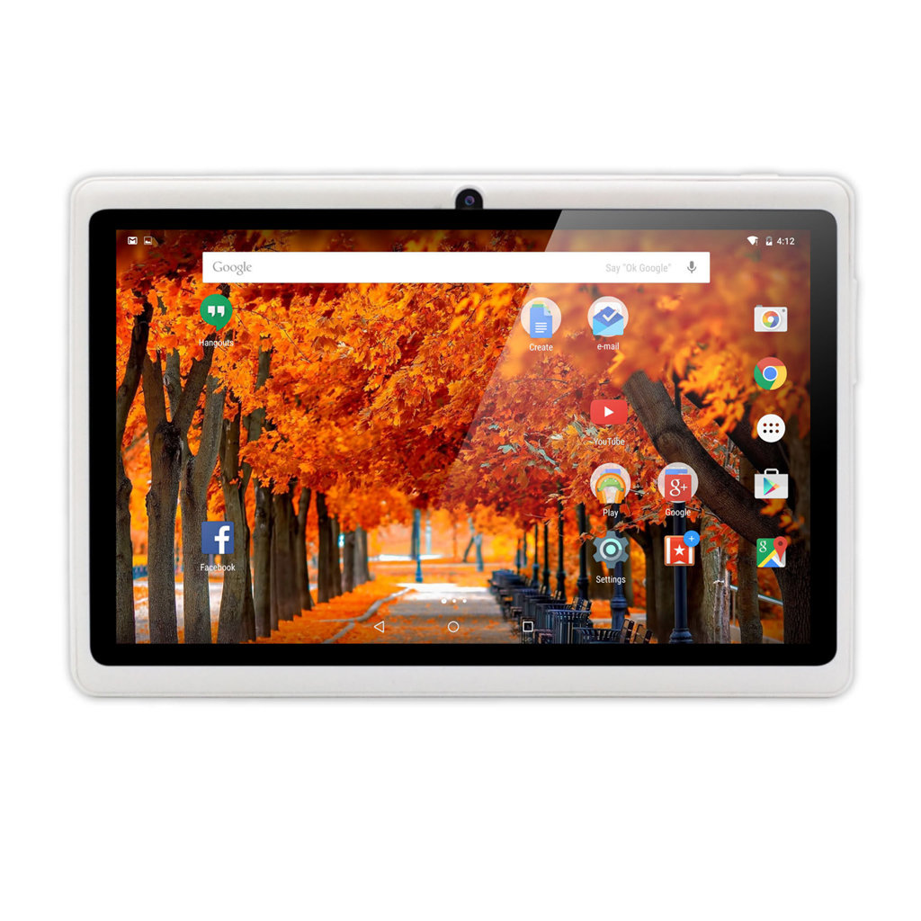 "NeuTab 7"" Tablet PC Quad Core Google Android 8GB HD 1024x600 Dual Camera WiFi US"
