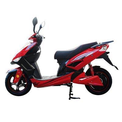 Moto Eléctrica YAMAKI / Eagle 4 / Modelo 2L / Batería de Litio