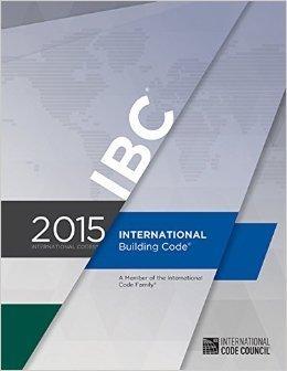 International Building Code - 2015 Edition