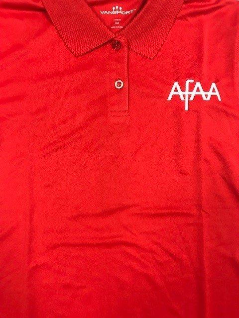 AFAA Men's Polo Shirt