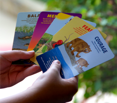 Compassionate Self-Care Cards