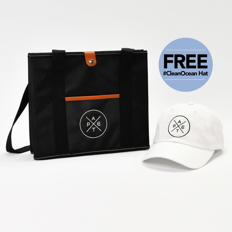 Pact Box Mini + Free #CleanOcean Hat