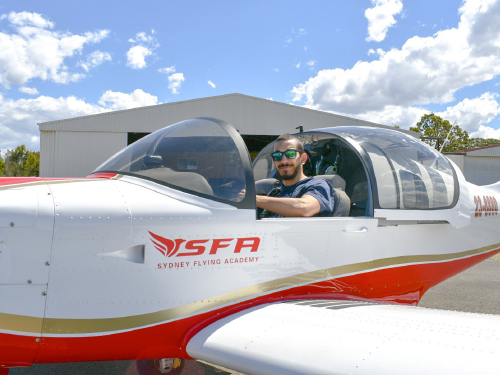 Recreational Pilot Certificate (RPC)