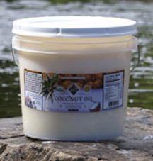 Organic Coconut Oil 1 Gallon