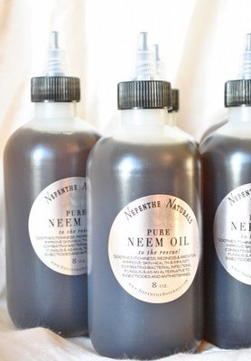 Pure Neem Oil 8 oz
